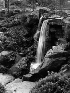 Garvan Gardens Waterfall